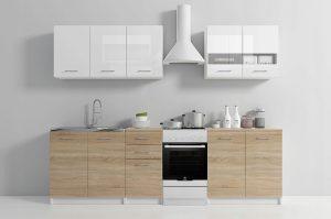Stwórz funkcjonalną kuchnię dzięki praktycznym meblom kuchennym