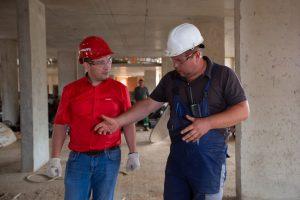 Jak jest specyfika związana z pracą w Warszawie w branży budowlanej?