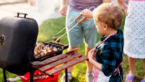 Co należy przygotować na urodzinowego grilla?